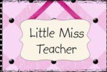 teacher resources / by kimberlyanne