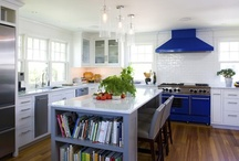 Cool Kitchens! / by Annette Batkin