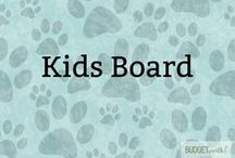 Kids Board / Looking for some fun activities or craft projects for your favorite child? Here you will find toys, kids craft projects, parenting advice, kid friendly recipes, and even gift guides to make any kid smile!