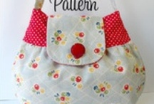 Bags ;  sewing Patterns ; 2