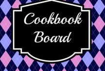 Cookbooks / by Susan Bewley
