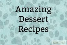 Amazing Dessert Recipes / Looking for some of the best dessert recipes? On this board, you will find some of the very best cake recipes, cupcake recipes, pie recipes, and even candy recipes from all over! Check out our awesome desserts for yourselves!