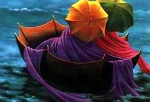 Unbrellas/Parasols / by Kay Ray