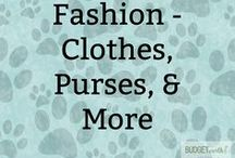 Fashion - Clothes, Purses, & More / Looking for some cute clothes, purses, and even makeup? Check out some of our favorite fashion trends products that are perfect for a women of all sizes (including curvier, plus sizes ladies).