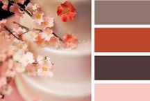 Color pallets / by Brianne McKelroy