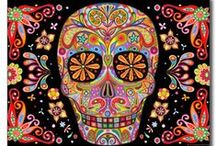 Skulls / Lifelong love affair with skulls.