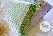 How to Make a Pillowcase / Want to make an pillowcase?  A simple, holiday, or feminine style?  Closed or open at the end?  Pleats, ruffles, lace, rick rack, or crochet trim details?  French seams or seam finishing with zig-zag or serging?  Cotton fabrics or satin (which is so good for your skin and hair)?  They're all represented here!  Visit my roundup post: http://angelab.me/how-to-make-a-pillowcase-a-sewing-project-roundup/