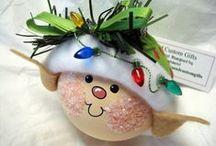 Holiday - Christmas - Ornaments