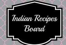 Indian Recipes / by Susan Bewley