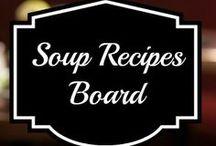 Soups / by Susan Bewley