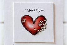 Cards - Love/Valentines / by Debra Shaw