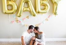 Pregnancy Announcements / Expecting? Here's some cute and creative ways to share the exciting news with your family and friends!