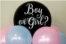 Gender Reveal Ideas / Check out these adorable gender reveal photos and ideas from our Facebook fans!