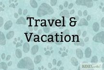 Travel & Vacation / Want to go on a fun romantic vacation or exciting vacation with the entire family? You will find some of the best travel advice from all over the internet, including information on saving money traveling, best places to visit, going on a cruise vacation, or other fun information for traveling around the world!