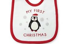 Holiday Gear / Adorable outfits and accessories for your baby to celebrate the holidays in!