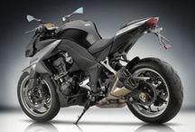 Kawasaki Z1000 2010/13