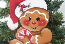 Crafts - Decorative Painting - Christmas / by Debra Shaw