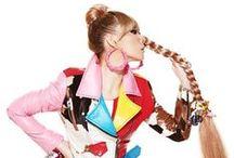 KPop Fashion / Fashion Inspiration from K-Pop (mostly 2ne1)