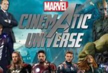 Marvel Cinematic Universe / Phase One: Avengers Assembled: Iron Man, The Incredible Hulk, Iron Man 2, Thor, Captain America: The First Avenger, Marvel's The Avengers, Marvel's Agents of S.H.I.E.L.D. Phase Two: Iron Man 3, Thor: The Dark World, Captain America: The Winter Soldier, Guardians of the Galaxy, Avengers: Age of Ultron, Ant-Man, Marvel's Agent Carter, Marvel's Daredevil, Marvel's Jessica Jones