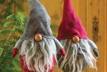 Crafts - Felt Knomes / by Debra Shaw