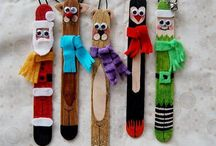 Christmas art and crafts