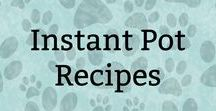Instant pot Recipes / Looking for some delicious recipes for your electric pressure cooker? Check out these fun Instant Pot Recipes that can be used with any pressure cooker!