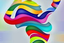 Art Love / Paintings, illustrations, sculptures