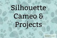 Silhouette Cameo & Projects / Love to do craft projects at home? Learn more about Silhouette Cameo & find some fun projects here!