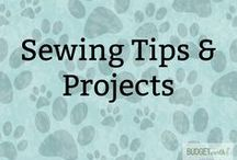 Sewing Tips & Projects / Looking for some cute sewing projects or tips? Check out these educational sewing articles & DIY sewing projects!