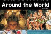 Edu-Christmas around the world
