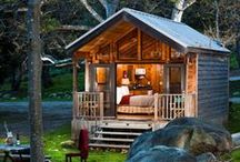 I want to live in a tiny house!