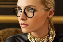 High Fashion Eyewear / From Prada to Gucci - follow this board to catch a glimpse of our favorite high-end designer glasses.  / by Coastal.com