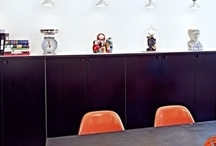spaces #dining rooms / modern and progressive spaces designed for dining / by Darin Dougherty