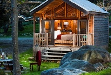 If I could have a cabin