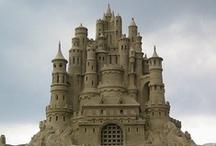 Art of Sand Sculptures