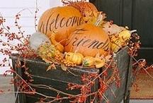 Thanksgiving/Fall Season