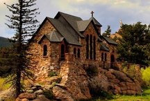 Magnificent Churches, Chapels, Abbeys, Basilicas & Monasteries