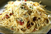 Recipes - Pasta, Pasta, & more Pasta