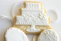 Weddingcookies