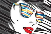 Ray-Ban || Never Hide / Ray-Ban eyewear is for people who love life and live it to the fullest. Their cool color mixtures and classic shapes are always a crowd standout. This board shows off the brand personality - including videos, ground breaking advertisements, fan photos, the new product line & more. Never Hide, Coastal fans.  / by Coastal.com