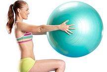 Ball exercises / by Cosmina Coman