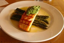 Recipes - Salmon & Asparagas (my two faves)