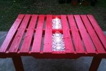 Pallets - DIY ideas