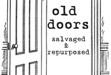 Upcycle, Recycle: doors, windows, shutters, fencing and more