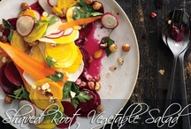 Root Vegetable Recipes (Beet, Turnip, Parsnip, Carrot, Radish, etc.)  / I feel like root vegetables don't always get the love they deserve.  However they are not only delicious but are packed full of good stuff to make you feel your best. Don't forget - these guys are great in dessert!     Veggies included on this board: potatoes, radish, carrot, beet, turnip, & parsnip.