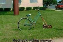 If you are a REDNECK.....