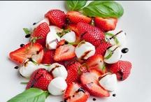 strawberries / by Jennifer Johansen