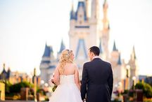Nothing like a Disney Wedding! / As a photographer, nothing sounds more like a fairytale than getting married at the most magical place on earth! This board features many images of weddings and engagement sessions at Disney Parks... and I'm wishing on a star that one day I get to photograph a wedding there myself!