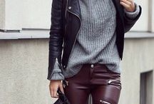 FALL & WINTER OUTFIT INSPIRATION / Fall and winter inspiration for women fashion outfits.