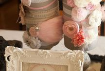 shower ideas (baby and bridal) / Cute Baby and Bridal Shower Ideas